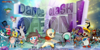 Dance Off, Clash On!