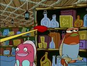 Barg'N-Mart in Karate Choppers-9