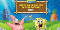 Where Would You Live in Bikini Bottom?