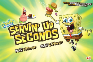 Servin' up Seconds