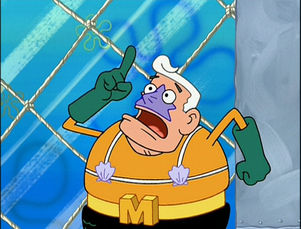 Mermaidman And Barnacleboy Iii