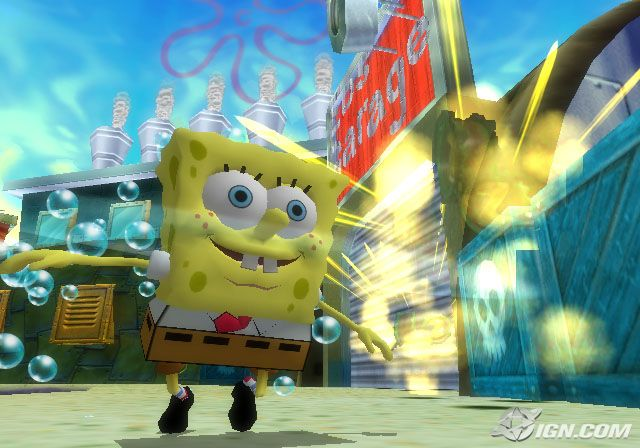 File:3d Spongebob In 1 Macanic Area.jpg