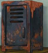 Mr. Krabs' Navy Locker - Dirty