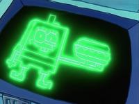 SpongeBob SquarePants Karen the Computer SB-1