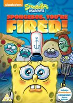 SpongeBobFiredDVDUK
