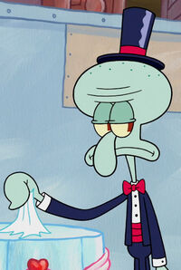 MTM Fancy Squidward