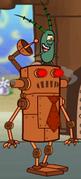 Dinner Defenders - Robot 4