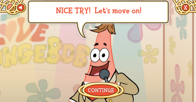 File:I Love SpongeBob - NICE TRY!.png