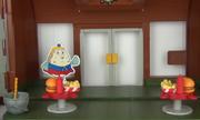 SpongeBob Mrs. Puff Simba Toys Playset