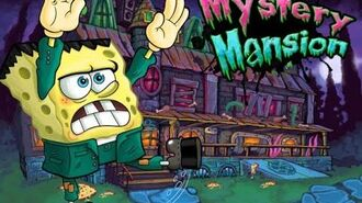 SpongeBob SquarePants Mystery Mansion game