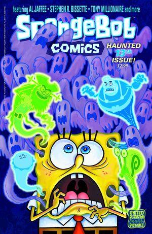 SpongeBobComicsNo13