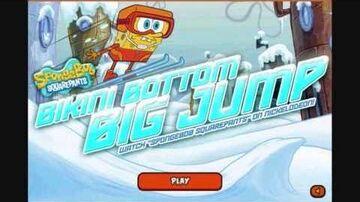 SpongeBob Game Bikini Bottom Big Jump