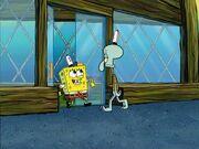 Restraining SpongeBob 023