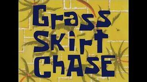 SpongeBob Music Grass Skirt Chase