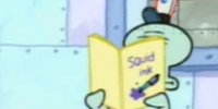 Squid Ink