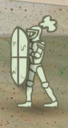 Sand Castle Hassle sand knight