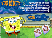 A Winrar is SpongeBob!
