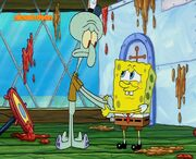 SpongeBob SquarePants S09E188 Spongebob You 're Fired 47