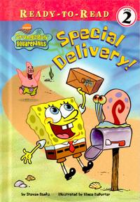 Special Delivery! Book - Original cover