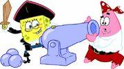 SpongeBob & Patrick Pirates 2