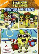 Bob Esponja y Sus Amigos - Aventuras de Verano DVD