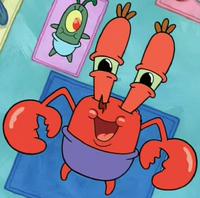 Baby Mr. Krabs