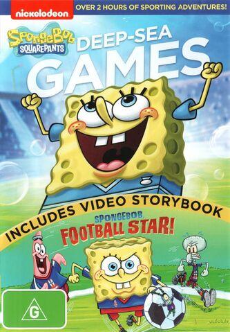 File:SpongeBob Deep-Sea Games Australian DVD.jpeg