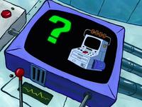 SpongeBob SquarePants Karen the Computer Life-Switcher
