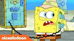 SpongeBob SquarePants 'Lost In Bikini Bottom' Official Sneak Peek Nick