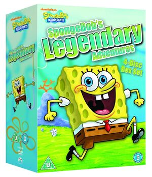 SpongeBob's Legendary Adventures