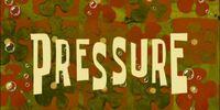 SpongeBob SquarePants (karakter)/galeri/Pressure