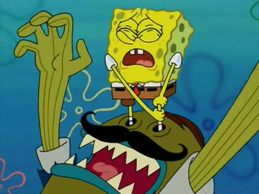 Tattletale Strangler SpongeBob