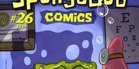 SpongeBob Comics No. 26