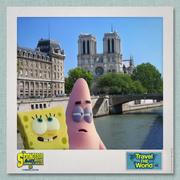 SpongeBob & Patrick Travel the World - France 2
