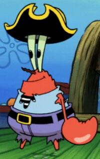 Pirate Krabs Ver. 2