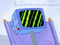 SpongeBob SquarePants Karen the Computer Static-2