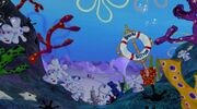 SpongeBob SquarePants 4-D Ride 0.5