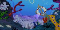 SpongeBob SquarePants 4-D: Ride (gallery)
