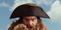 Burger Beard the Pirate