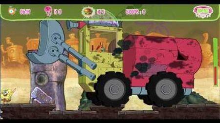 SpongeBob's Jellyfishin' Mission - Full Game
