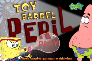 Toy Barrel Peril