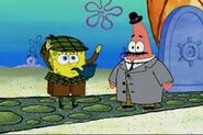 SpongeLock Holmes and Dr. Patson 1