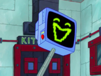 SpongeBob SquarePants Karen the Computer Face-9