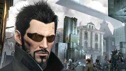 Deus Ex Mankind Divided Soundtrack - Escape