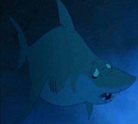 Shark (Help I'm A Fish)
