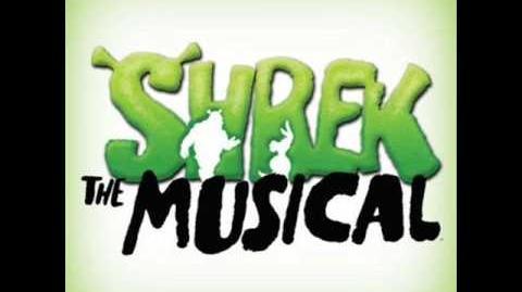 Shrek The Musical ~ The Ballad of Farquaad ~ Original Broadway Cast