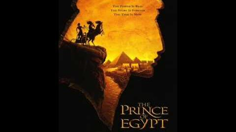 """The Prince of Egypt Soundtrack - """"Playing With The Big Boys"""" (Track 9)"""