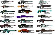AUU Sniper Rifle Gallery