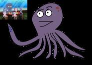 Coralface Dufopus Character Comparison