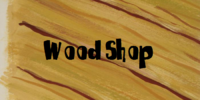 WoodShop (SpongeBob & Super Mario Crossover)